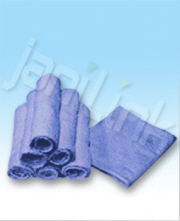 "Wiping Rags Blue 5LB/PACK 15"" x 22"""