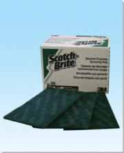 3M Scotch Brite Hand Pad 6x9 20EA/PACK