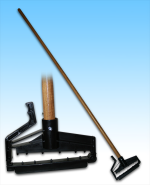 WOOD MOP HANDLE QWK CHANGE