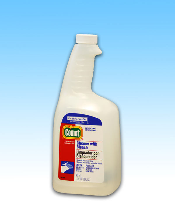 7acb19e4109a COMET CLEANER WITH BLEACH (32 OZ)