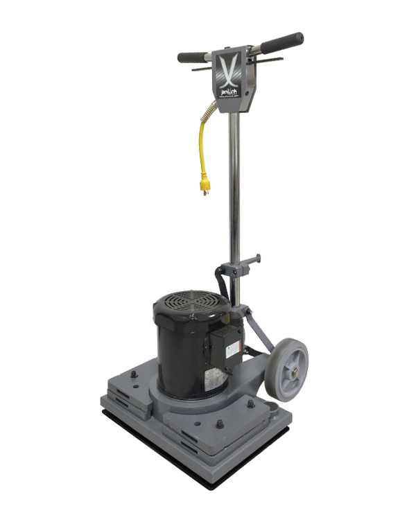 Jl Rectangular Floor Buffer W Shampoo Tank