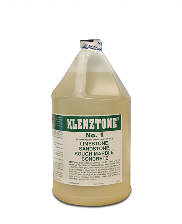 Klenztone 1 concrete cleaner for Spray on concrete cleaner