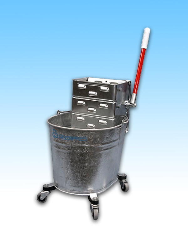 Mop Bucket Geerpres Metal Mop Bucket W Side Press