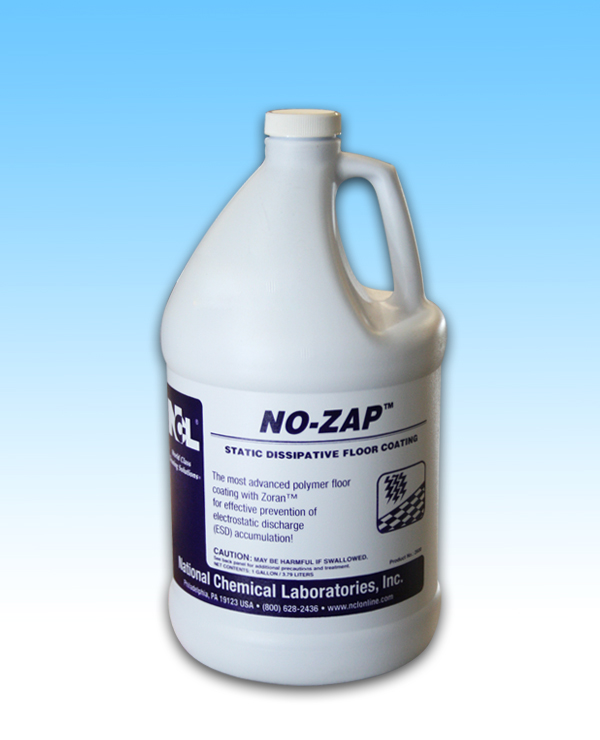No zap anti static floor finish for Zap wood floor cleaner