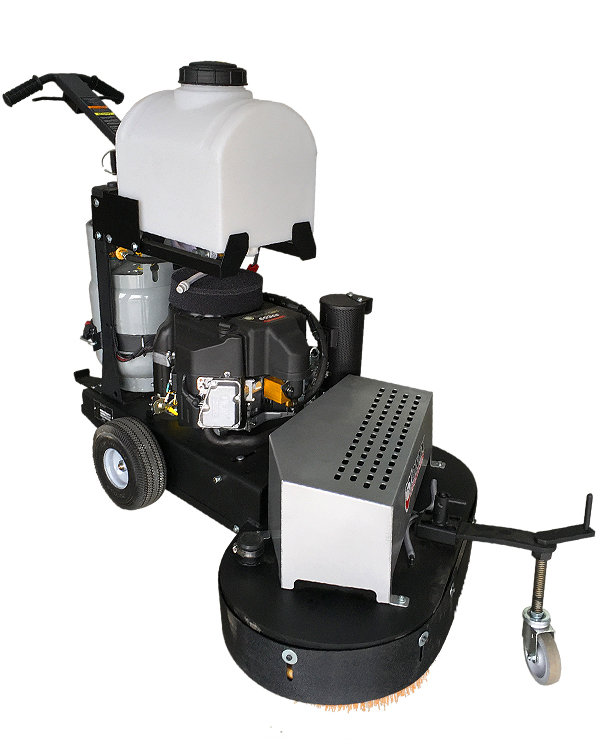 Floor Machine Propane Buffer Burnisher Stripper Jl