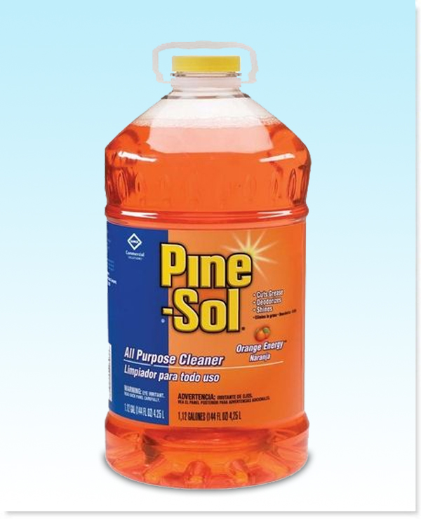 Pine Sol Disinfectant Commercial Grade