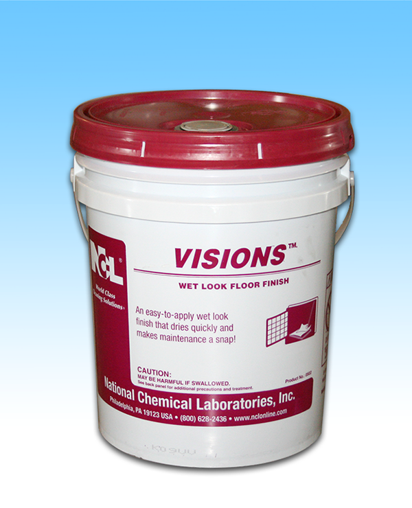 Vision Floor Wax 5gal