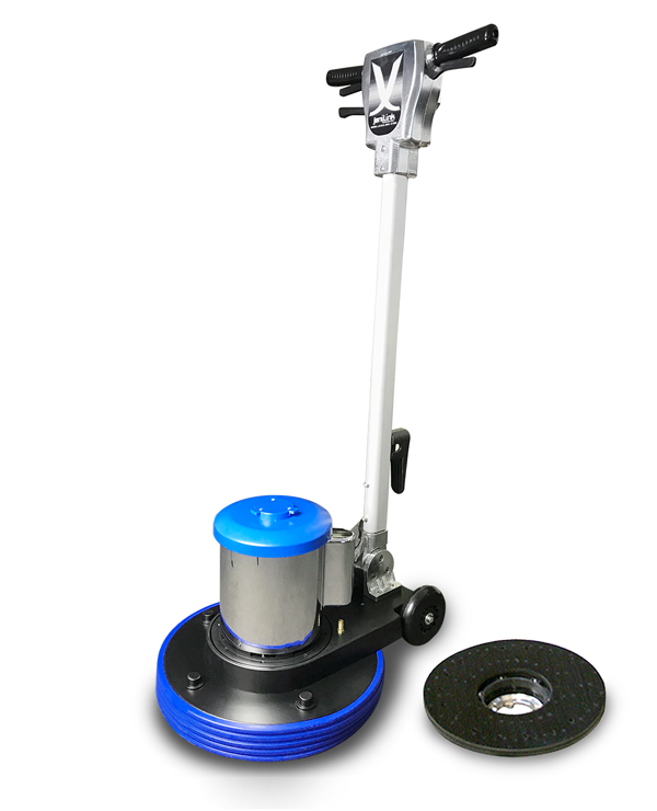Jl 17 lowspeed buffer 175 rpm h d with pad holder for 16 floor buffer