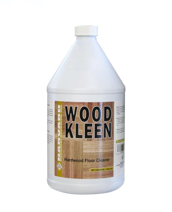 Wood Kleen Wood Floor Cleaner Mop On