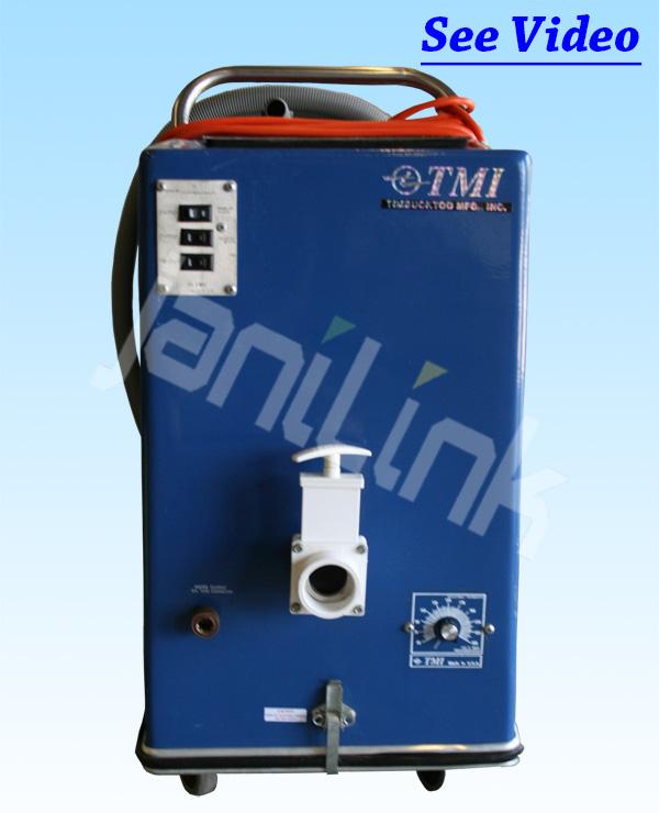 Tmi N 200d Carpet Dyeing Machine Demo